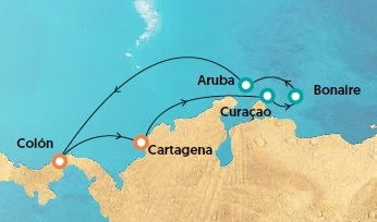 Karaiby ALL INCLUSIVE - Cartagena - Monarch