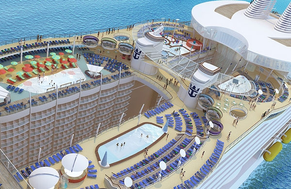 Karaiby - Fort Lauderdale - Allure of the Seas