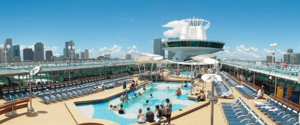 Bahamy - Cape Liberty - Anthem of the Seas