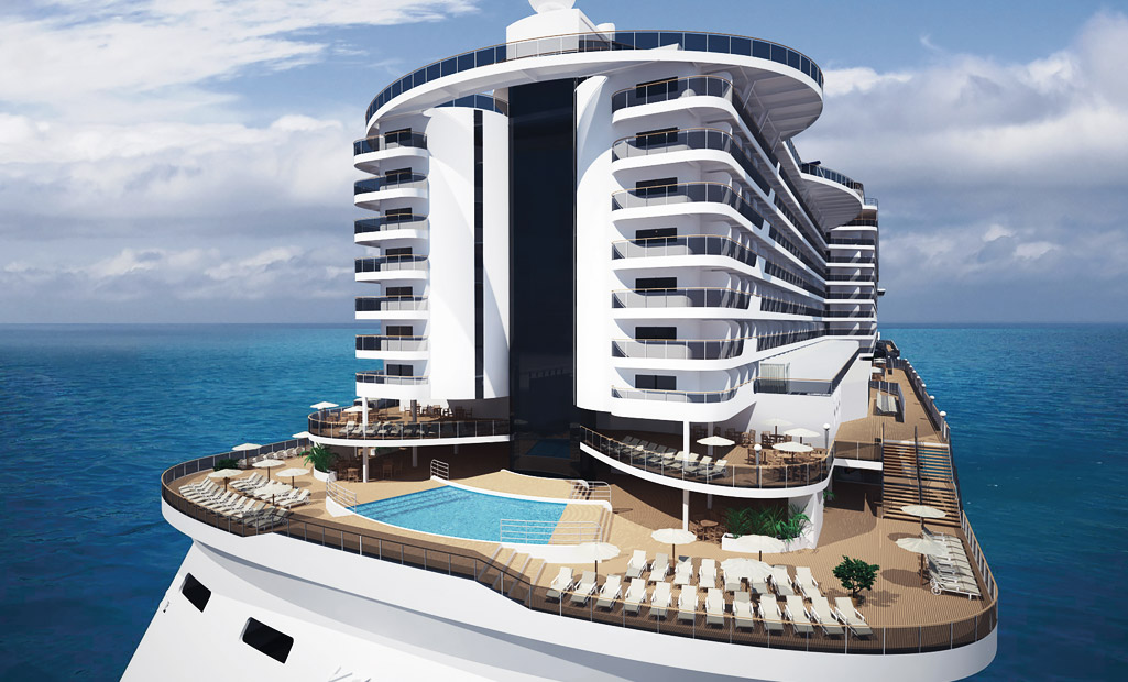 rejs Karaiby - Miami - MSC Seaside MSC Seaside