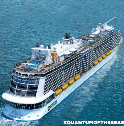 Azja - Tianjin - Quantum of the Seas