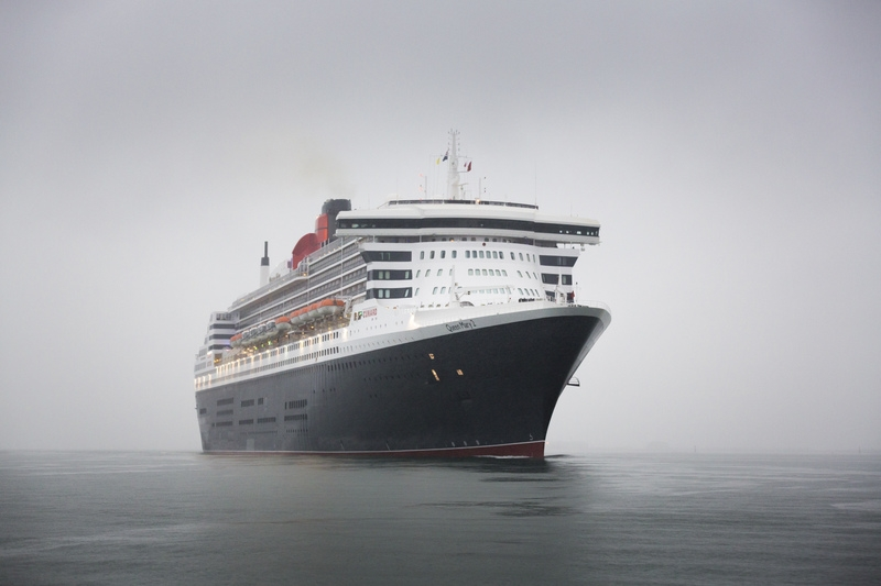 rejs Fiordy Norweskie - Hamburg - Queen Mary 2 Queen Mary 2