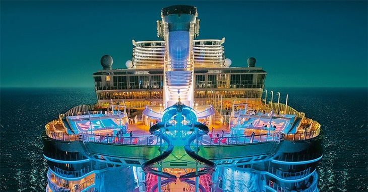 Karaiby - Miami - Symphony of the Seas