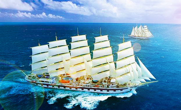 rejsy Star Clippers
