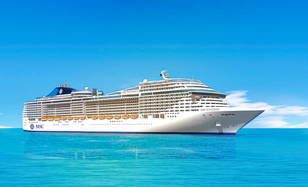 rejsy MSC Cruises